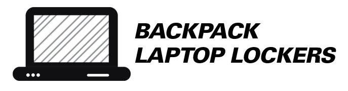Backpack Laptop Lockers