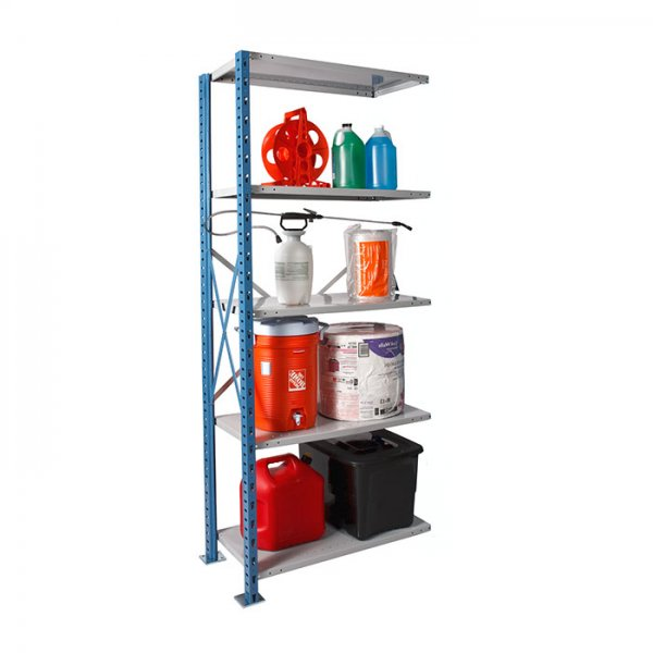 H-Post High-Capacity Shelving