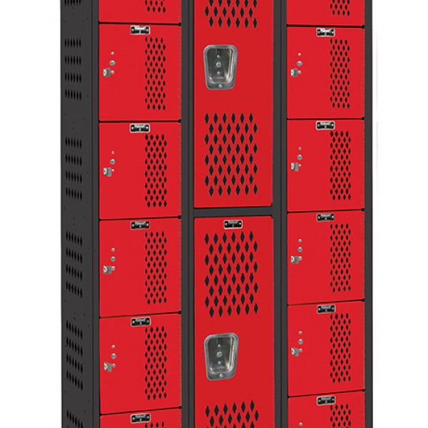 All-Welded Gym and P.E. Lockers