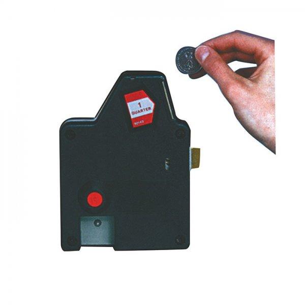 SAFE-O-MAT® Built-In  Coin, Token & Card Locks