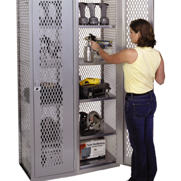 MaxView™ All-Welded lockers