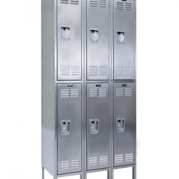 304 Stainless Steel lockers