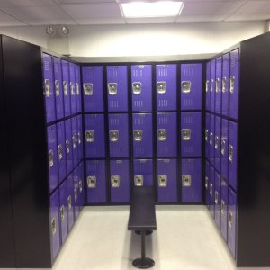 Bulldog Athletic Lockers